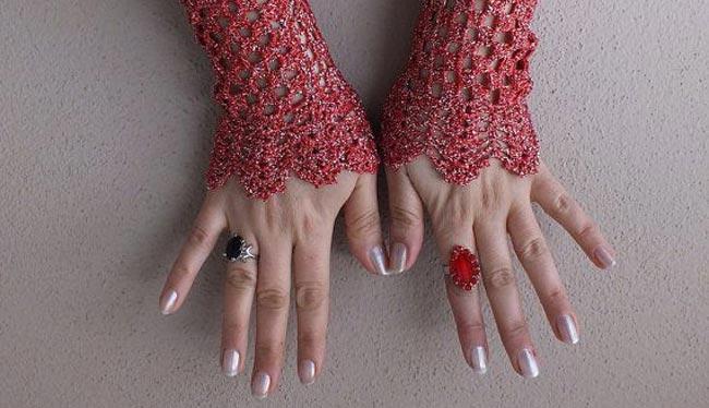 أصابع اليد في المنام