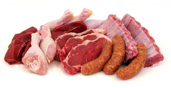 اللحم في الاحلام
